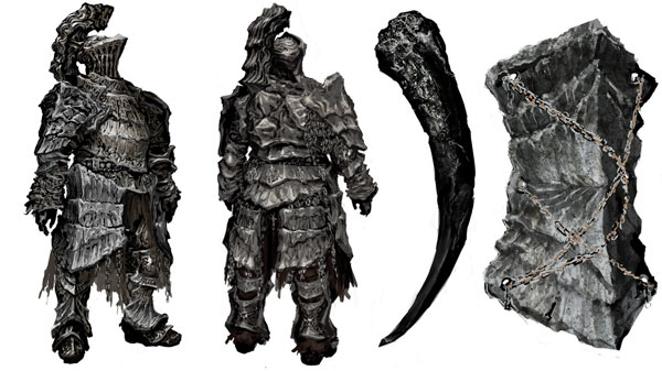 Dark Souls 2 - How to get Havel's Armor