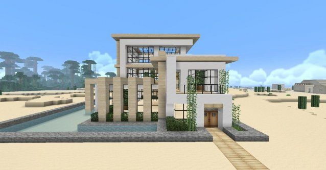 10 Best Minecraft Houses Of 2014 All Video Game