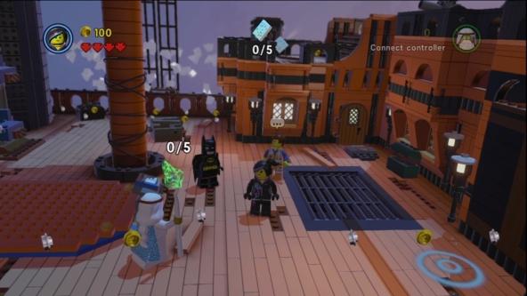The Lego Movie Videogame Walkthrough All Video Game