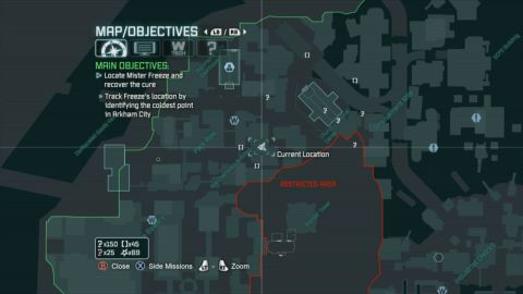 2015121116342786 batman arkham city riddler trophies, collectables and challenges