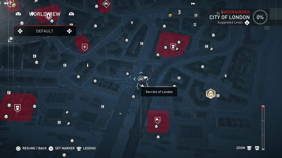 Assassin S Creed Syndicate Guide Secrets Of London Location