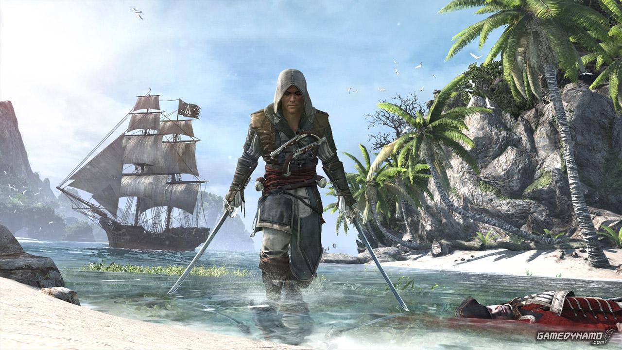 Assassin's Creed IV: Black Flag (PS3, PS4, WiiU, PC, X360, XB1) Guide Screenshots