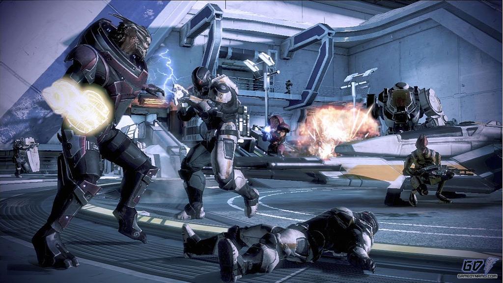 Mass Effect 3 Multiplayer Guide: Classes, Games, Opponents, Unlockables, etc.