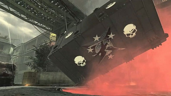 Call of Duty: Modern Warfare 3 Cheats, Hints, and Easter Eggs - Mother of all Bombs
