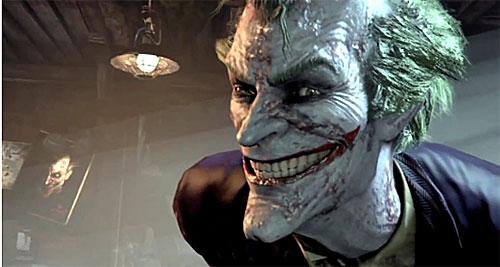 Batman: Arkham City (PC, PS3, Xbox 360) Easter Egg - Lost In Gotham: The Joker in Steel Mill
