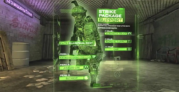 Call of Duty: Modern Warfare 3 Cheats, Hints, and Easter Eggs - Specialist Killstreak For Easy Experience