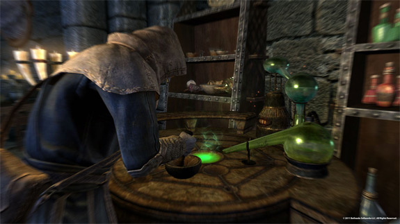 The Elder Scrolls V: Skyrim Alchemy Skill cheats, guide, perks, ingredients, books, and trainers for Xbox 360, PC, PS3