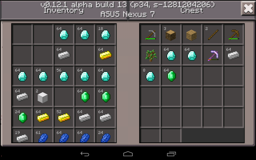 how to make weapons in minecraft survival mode