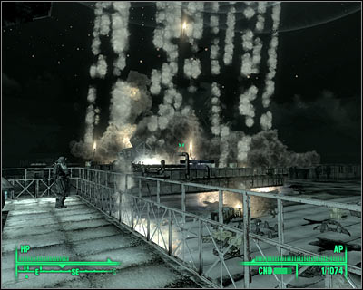 fallout 3 how to get jericho with good karma