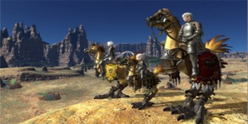 Final Fantasy XIV Mount Guide (Contains Minor Story Spoilers