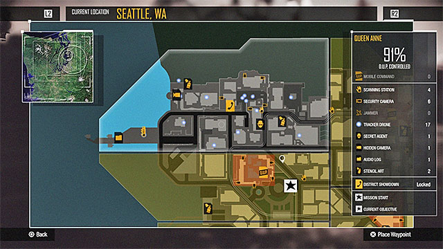 inFamous: Second Son Game Guide & Walkthrough_I on infamous second son game map, dead town jak 2 map, infamous 3 map, blast shards ps3 map, infamous second son district map,