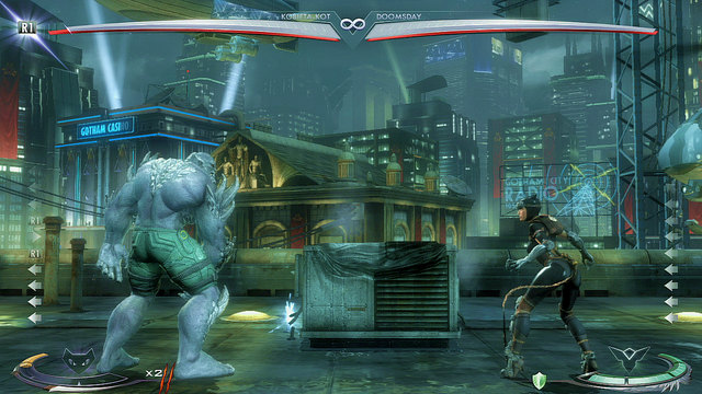 Injustice Gods Among Us Game Guide WalkthroughI - Injustice god among us buttom map
