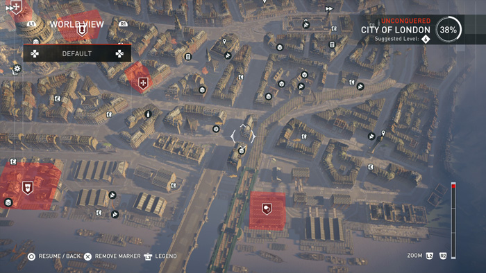 Assassins Creed Syndicate All Secrets Of London Locations Aegis Outfit Reuges Vault All Video Game