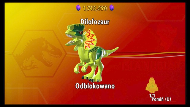 Lego jurassic world game guide walkthroughl dilophosaurus is needed for collecting all secrets in missions how to unlock dinosaurs gumiabroncs Image collections