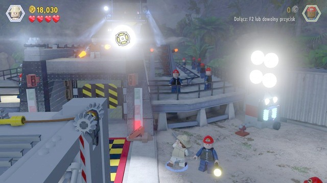 Lego jurassic world game guide walkthroughl switch to robert and shoot the spotlights that you can see in the screenshot prologue gumiabroncs Image collections
