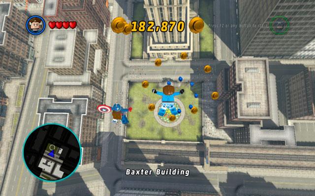 marvel lego empire state building walkthrough