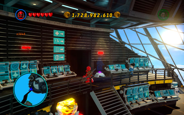 Red Bricks (or Deadpool Bricks) are collectibles obtainable during Deadpool's bonus missions - Red Bricks - LEGO Marvel Super Heroes - Game Guide and Walkthrough