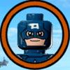 Captain America - Characters in the Main Campaign - Superheroes and Archvillains - Characters to Unlock - LEGO Marvel Super Heroes - Game Guide and Walkthrough