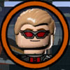 Hawkeye - Characters in the Main Campaign - Superheroes and Archvillains - Characters to Unlock - LEGO Marvel Super Heroes - Game Guide and Walkthrough