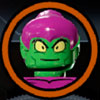Green Goblin - Characters in the Main Campaign - Superheroes and Archvillains - Characters to Unlock - LEGO Marvel Super Heroes - Game Guide and Walkthrough