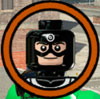 Bullseye - Characters in New York City - Superheroes and Archvillains - Characters to Unlock - LEGO Marvel Super Heroes - Game Guide and Walkthrough
