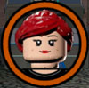 Mary Jane Watson - Characters in New York City - Superheroes and Archvillains - Characters to Unlock - LEGO Marvel Super Heroes - Game Guide and Walkthrough