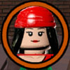Elektra - Characters in New York City - Superheroes and Archvillains - Characters to Unlock - LEGO Marvel Super Heroes - Game Guide and Walkthrough