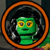 Gamora - Characters in New York City - Superheroes and Archvillains - Characters to Unlock - LEGO Marvel Super Heroes - Game Guide and Walkthrough