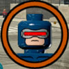 Cyclops (Astonishing) - Characters in New York City - Superheroes and Archvillains - Characters to Unlock - LEGO Marvel Super Heroes - Game Guide and Walkthrough