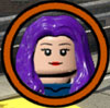 Psylocke - Characters in New York City - Superheroes and Archvillains - Characters to Unlock - LEGO Marvel Super Heroes - Game Guide and Walkthrough