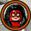Spider-Woman - Characters in New York City - Superheroes and Archvillains - Characters to Unlock - LEGO Marvel Super Heroes - Game Guide and Walkthrough