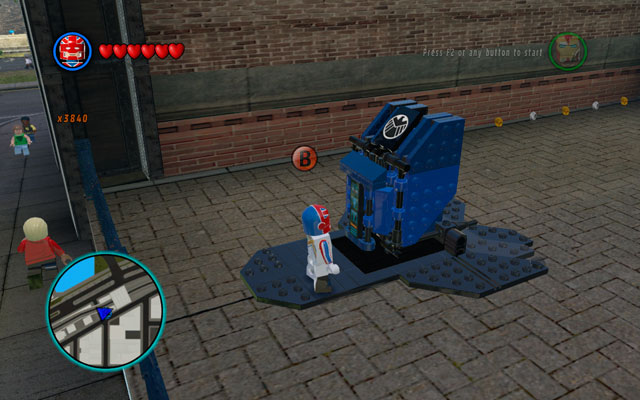 They are 61 vehicles in the game - some of them are accessible from the beginning, but most are unlockable during exploration of New York City by completing quests - Vehicles - LEGO Marvel Super Heroes - Game Guide and Walkthrough