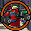Spider-Trike - Vehicles - LEGO Marvel Super Heroes - Game Guide and Walkthrough