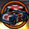 The Britmobile - Vehicles - LEGO Marvel Super Heroes - Game Guide and Walkthrough