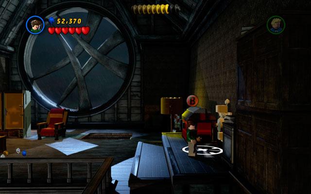 Find the room with Dr - Stranger Danger - Deadpool Bonus Missions: Collectables - LEGO Marvel Super Heroes - Game Guide and Walkthrough