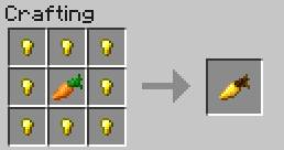 Minecraft game guide walkthroughm it boosts the effect of healing and satisfying hunger and is used for breeding horses forumfinder Images