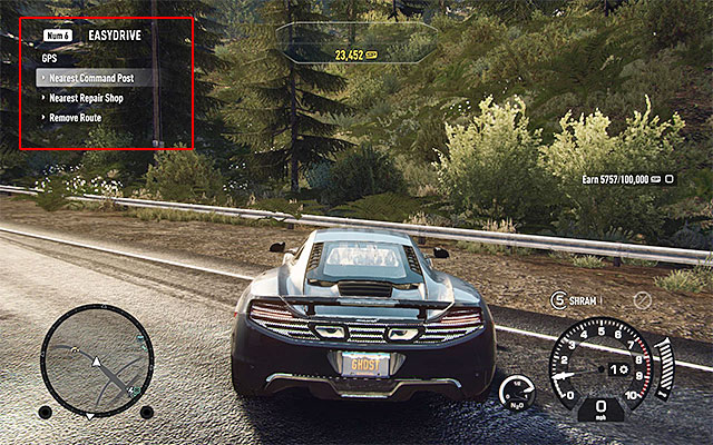 Need for speed rivals game guide walkthroughn easydrive allows you to program a route to one of important points without need to open gumiabroncs Gallery