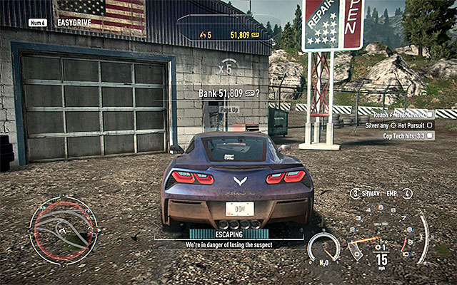 Need for speed rivals game guide walkthroughn another way to end the police pursuit is getting to any hideout in the game world gumiabroncs Images