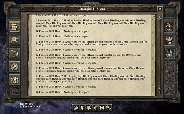 how to lose less taxes to bandits pillars of eternity