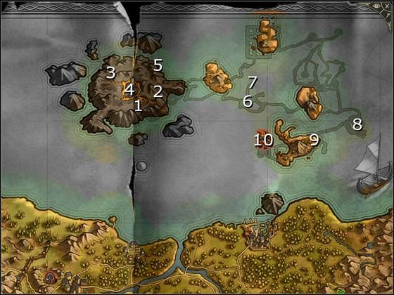 Underworld карты