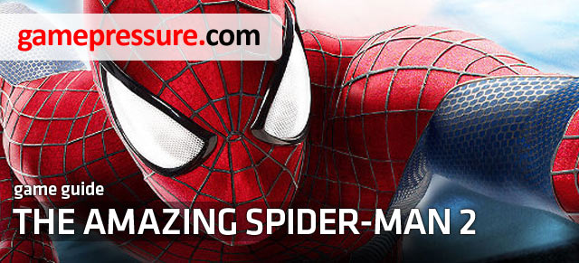 This unofficial guide for The Amazing Spider-Man 2 includes a complete walkthrough for the storyline mode - The Amazing Spider-Man 2 - Game Guide and Walkthrough