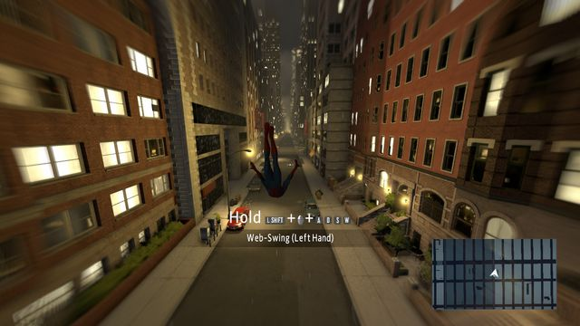 Tap the keys displayed on the screen - On the trail of a killer! - Walkthrough - The Amazing Spider-Man 2 - Game Guide and Walkthrough