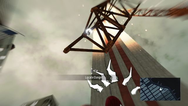 Do not look down - look up - On the trail of a killer! - Walkthrough - The Amazing Spider-Man 2 - Game Guide and Walkthrough
