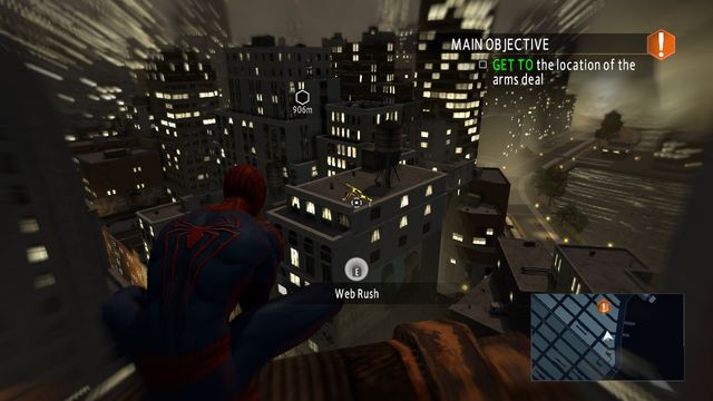 Web-Rush - On the trail of a killer! - Walkthrough - The Amazing Spider-Man 2 - Game Guide and Walkthrough