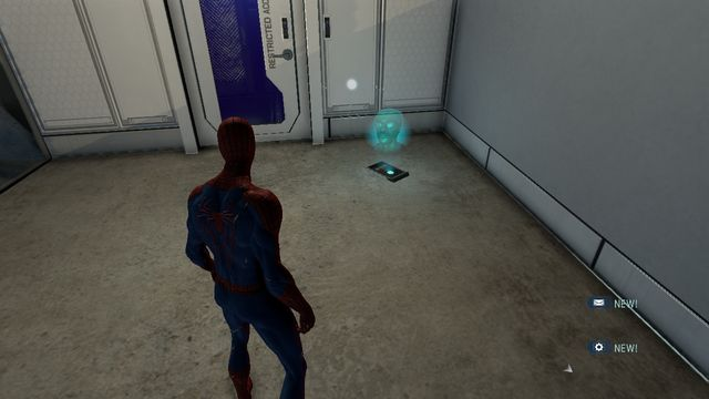 Audiolog #2 - Raid on OSCORP - Walkthrough - The Amazing Spider-Man 2 - Game Guide and Walkthrough