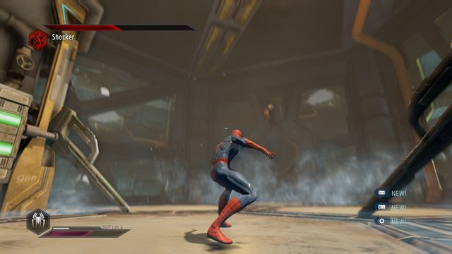 Keep destroying the structures that appear - Raid on OSCORP - Walkthrough - The Amazing Spider-Man 2 - Game Guide and Walkthrough