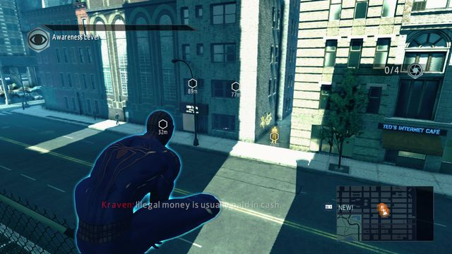 Locate the criminals - Into the lions den! - Walkthrough - The Amazing Spider-Man 2 - Game Guide and Walkthrough