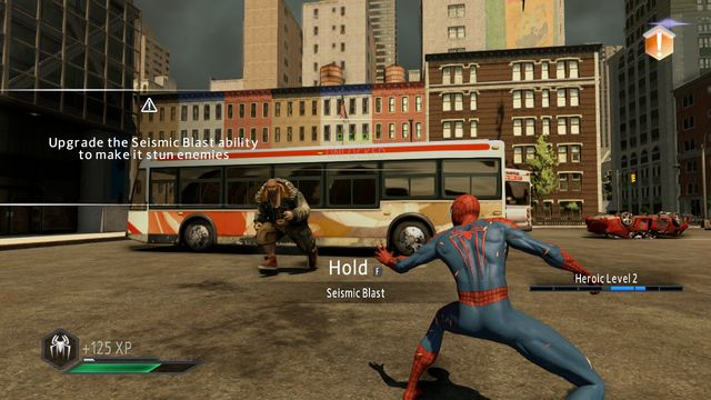 Brute - Day of the Hunter! - Walkthrough - The Amazing Spider-Man 2 - Game Guide and Walkthrough