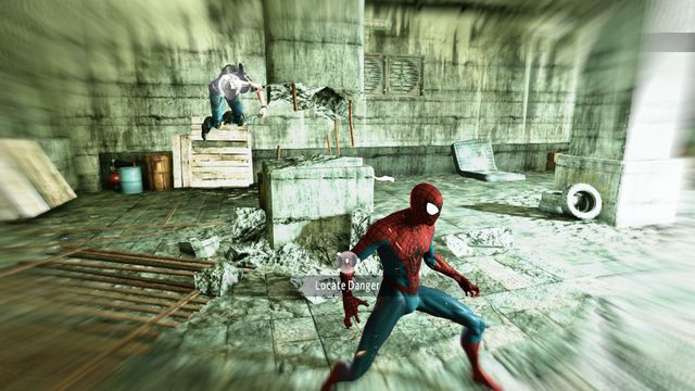 Speedy - Into the lions den! - Walkthrough - The Amazing Spider-Man 2 - Game Guide and Walkthrough