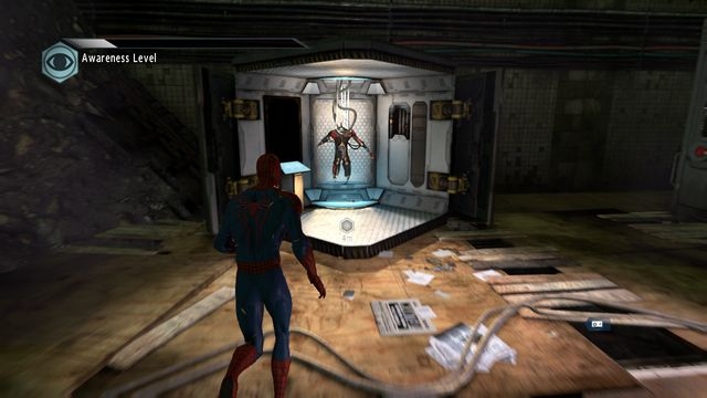 A new outfit - Into the lions den! - Walkthrough - The Amazing Spider-Man 2 - Game Guide and Walkthrough